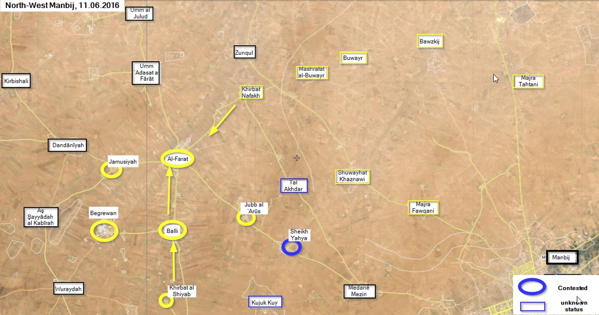 Syrian Democratic Forces Seize 6 More Villages in Northern Syria