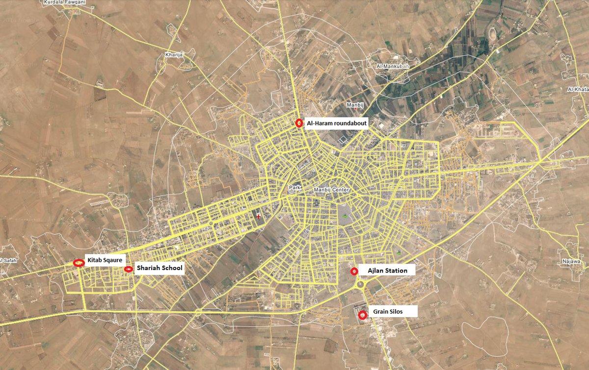 Syria: Intense Clashes in Manbij. Kurds Seize More Areas