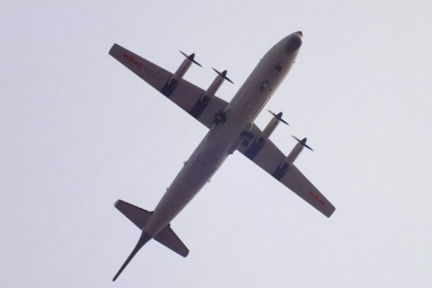 China Creates Flight Propaganda Machine