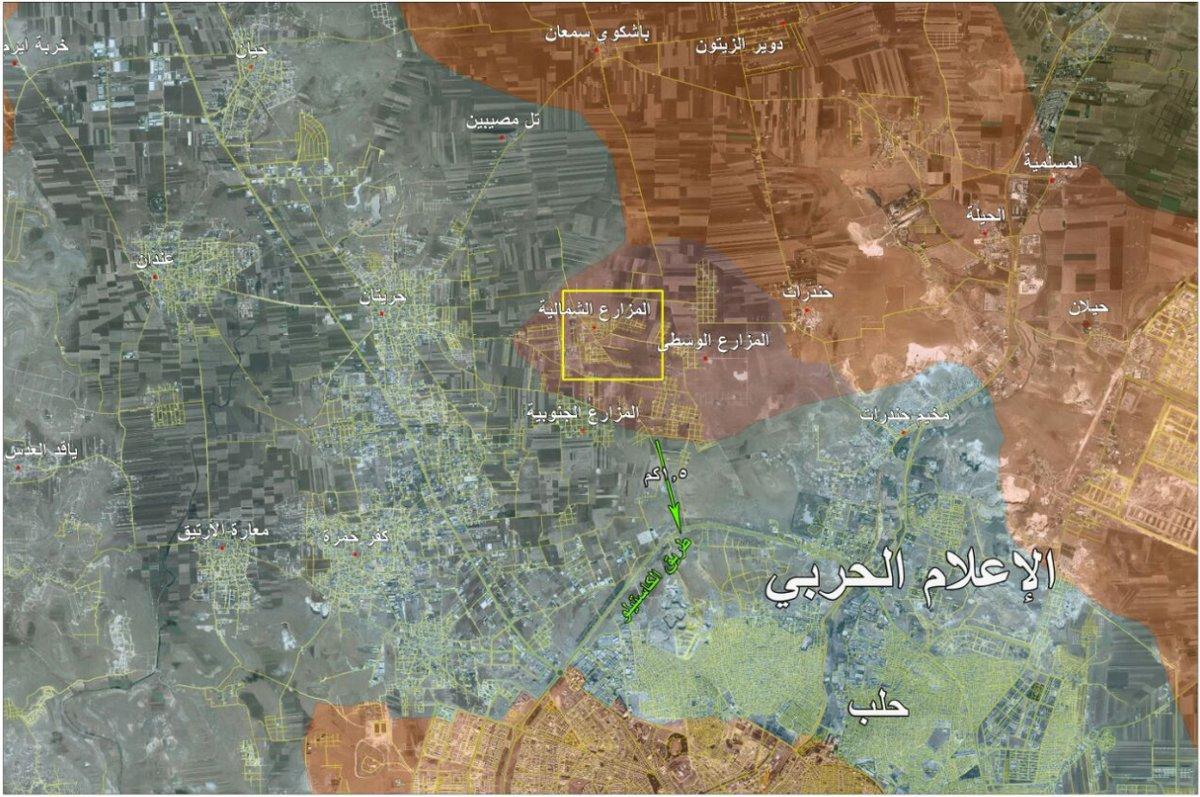 Aleppo on the Verge of Recapture