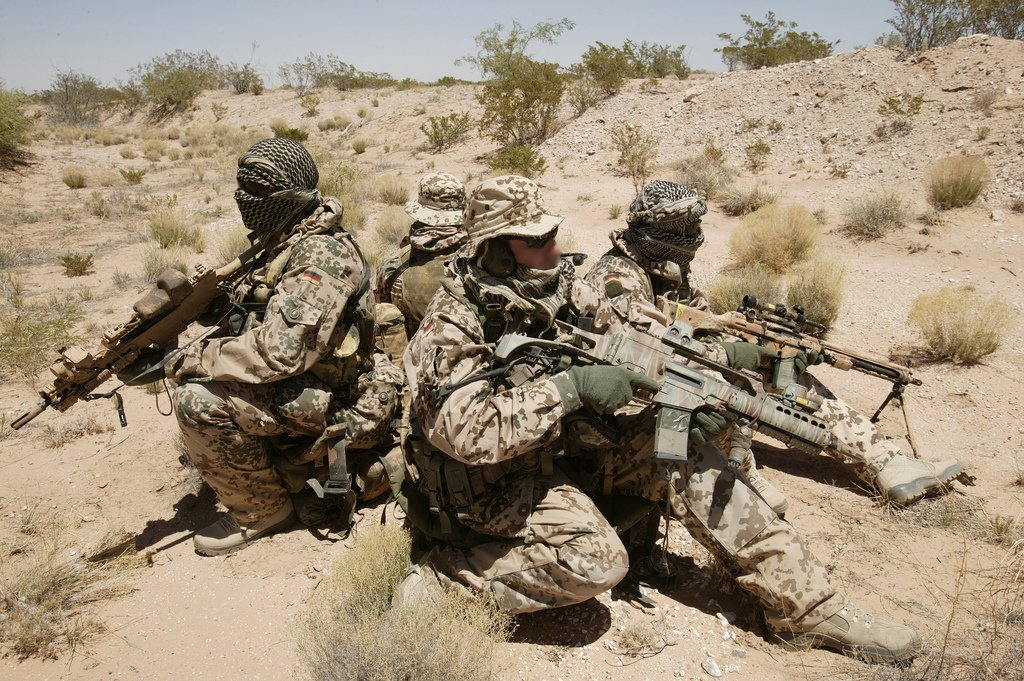 Germany Deploys Special Forces in Northern Syria - Reports