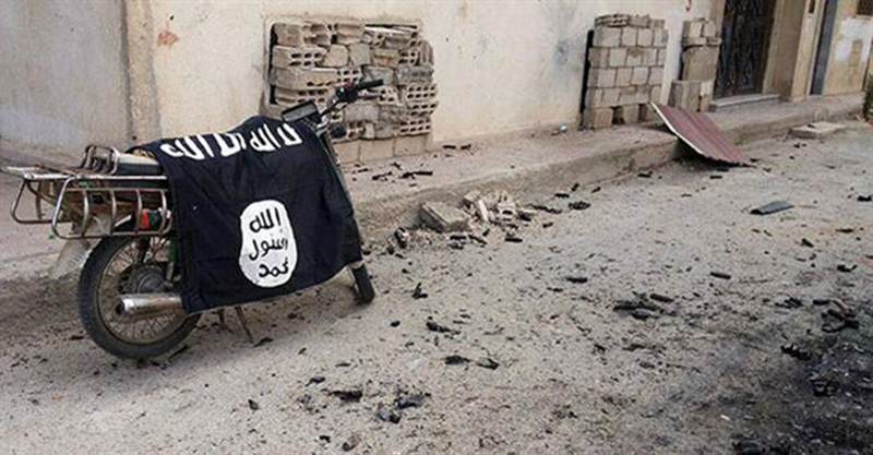 ISIS launches major counter-offensive in east Palmyra
