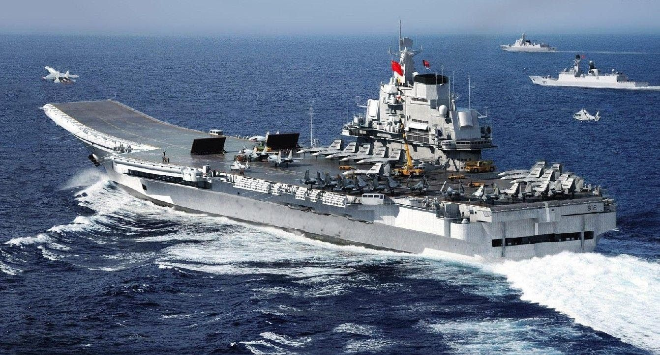Beijing May Declare Security Zone in South China Sea