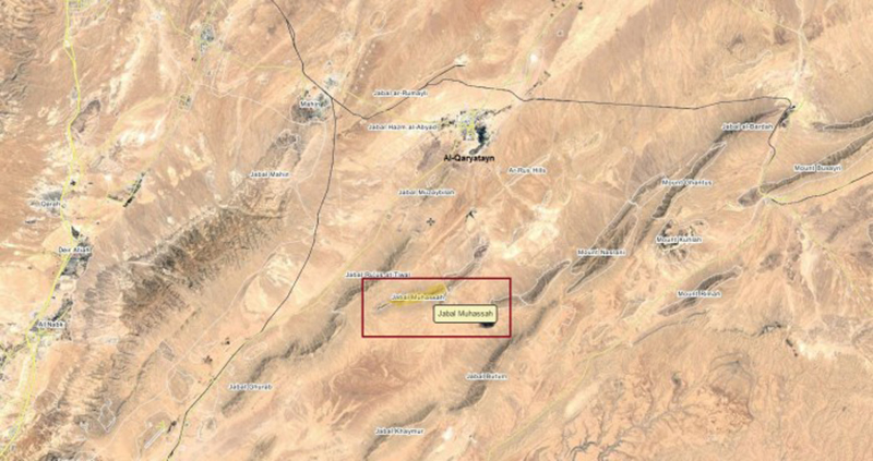 Syrian Army recovers all lost points during the ISIS offensive in east Homs