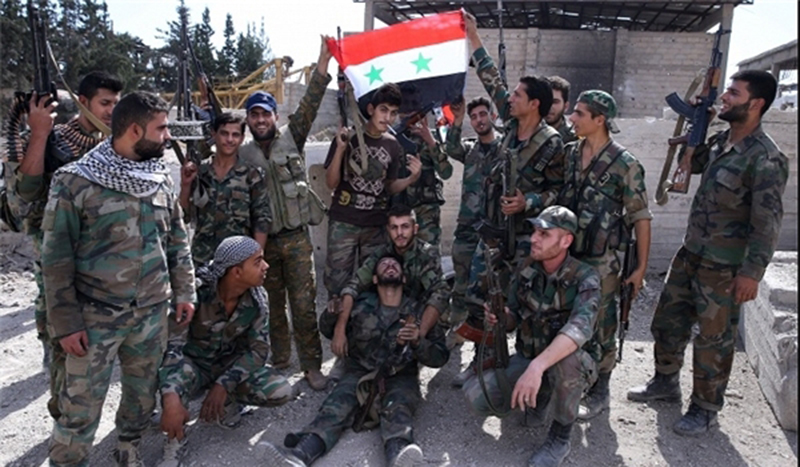Zeitan recaptured as government counter-offensive unfolds in southern Aleppo