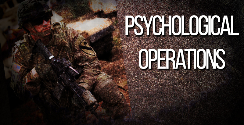 NATO States Conduct Psychological Operations against Own Citizens