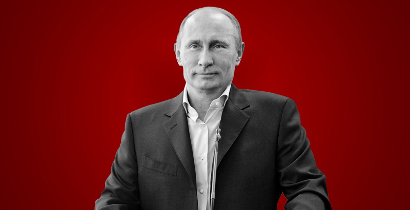 Putin. The Almighty