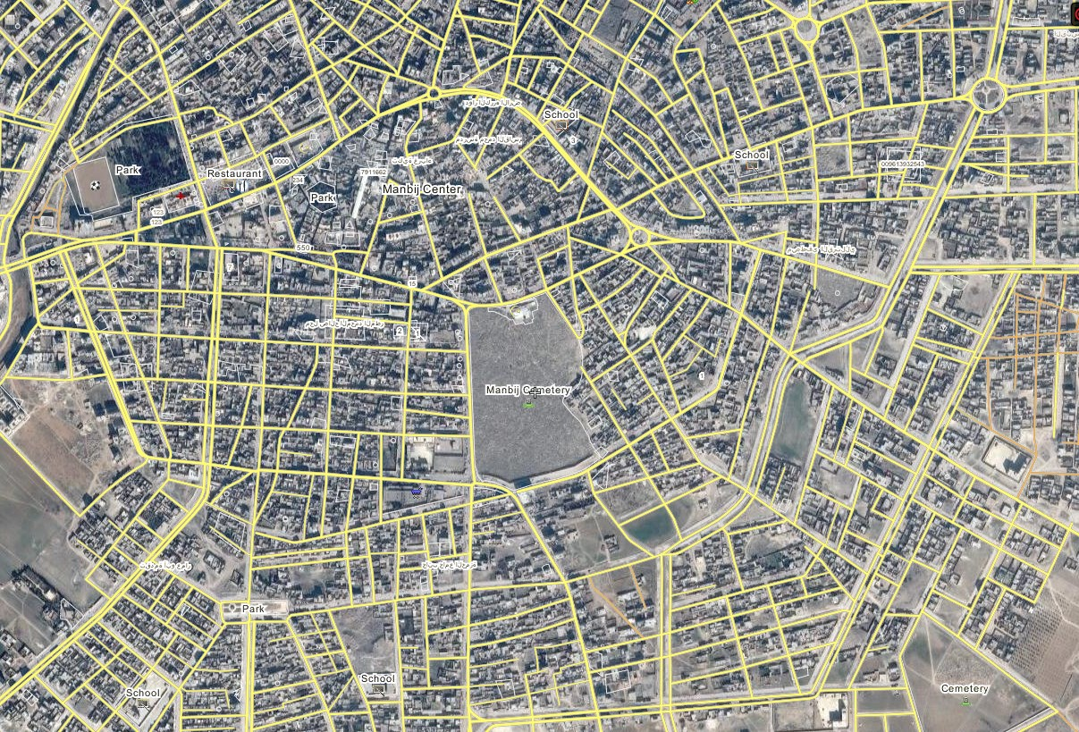 Syrian Democratic Forces Are Close to City Center of Syria's Manbij