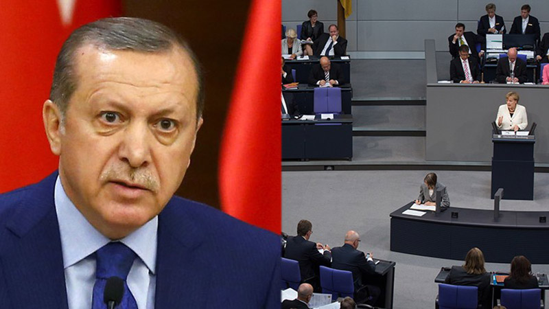 German Lawmakers Threatened with Murder after the Recondition of the Armenian Genocide