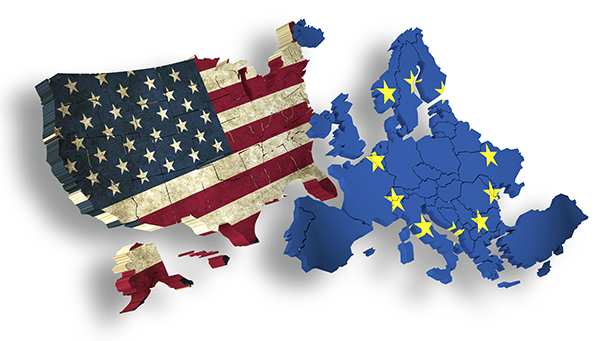 Europe Slips from US Grasp