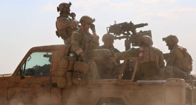 Once Again, U.S. Warns Syrian Army From Advancing In Southern Syria