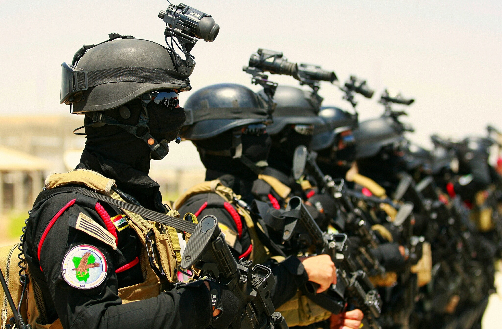 Military Analysis: Iraqi Armed Forces