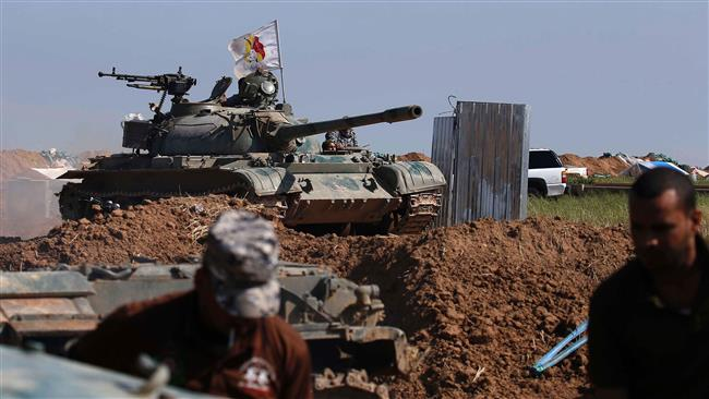 Iraqi Army and Peshmerga Launches Fresh Offensive near Mosul