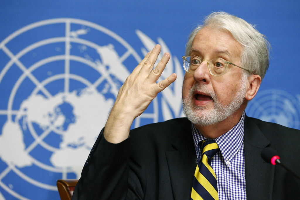 UN Panel: The Syrian conflict has killed more than 700 doctors