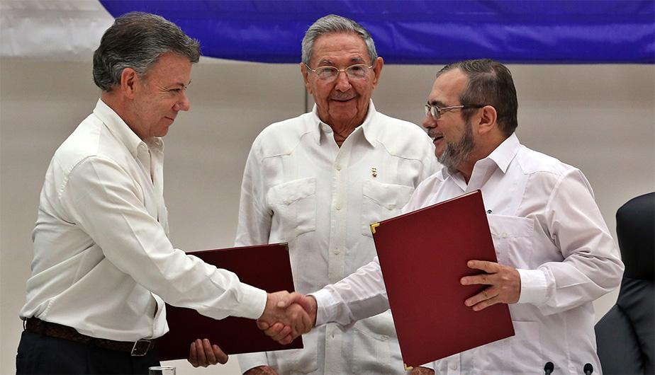 FARC-EP wants to seal the peace agreement in Cuba