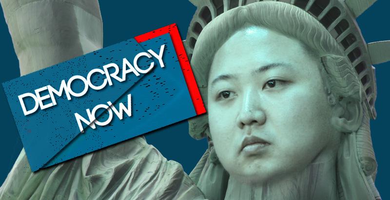 Democratic Pyongyang Is Against Totalitarian Seoul