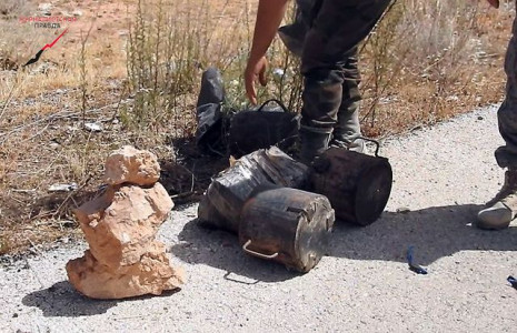 Suicide bombers contest the road to Raqqa