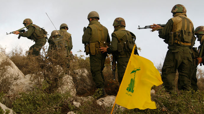 Hezbollah Reinforcements Deploying to Syria