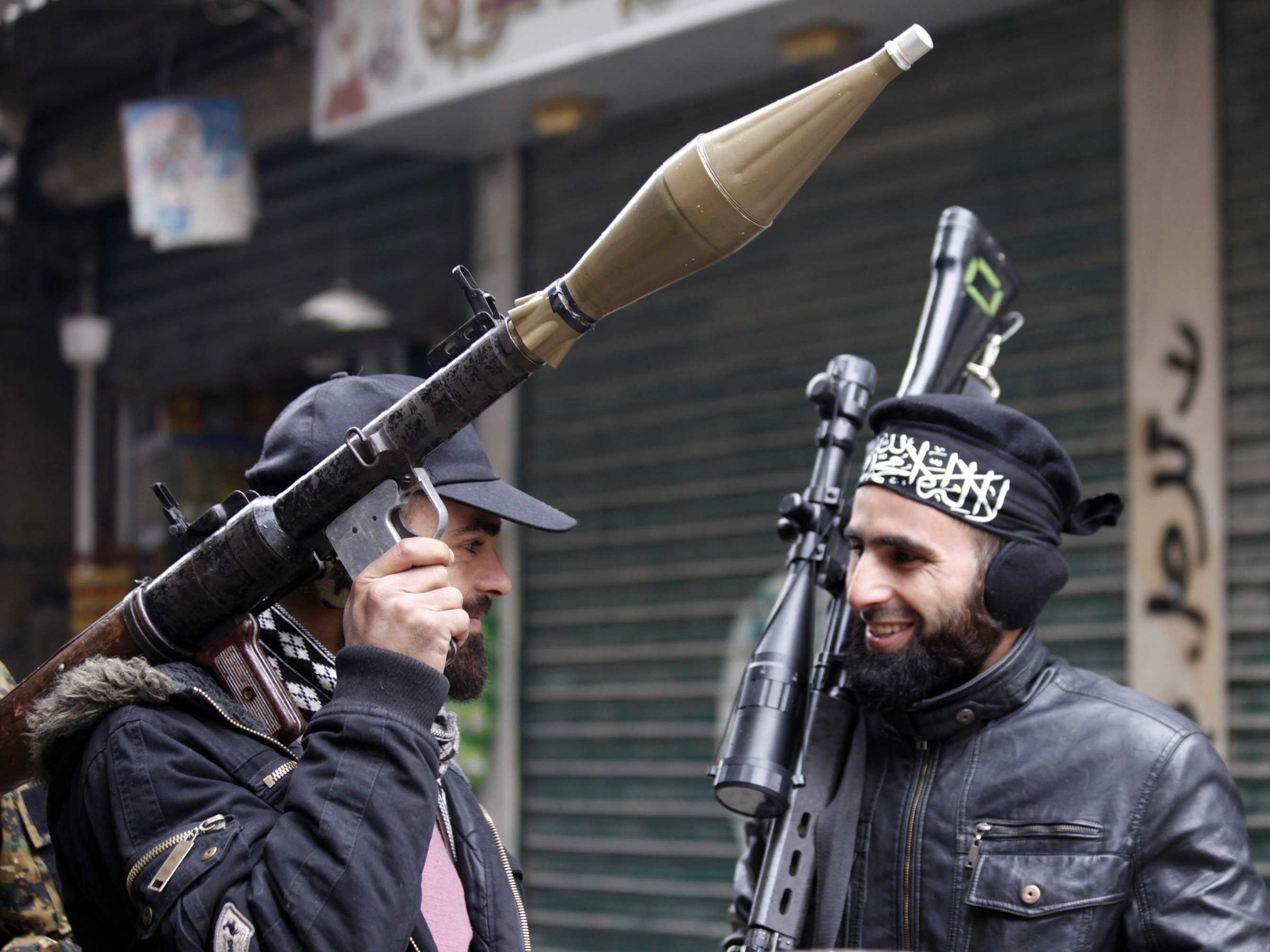 CIA Arms for 'Syrian Opposition' Supplied Black Market