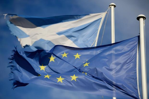 Scotland Considering Vetoing Britain Exit from European Union