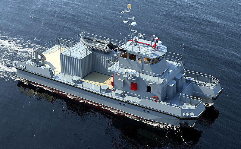 The Russian Navy to Receive Three Project 23370M Cutters by 2018