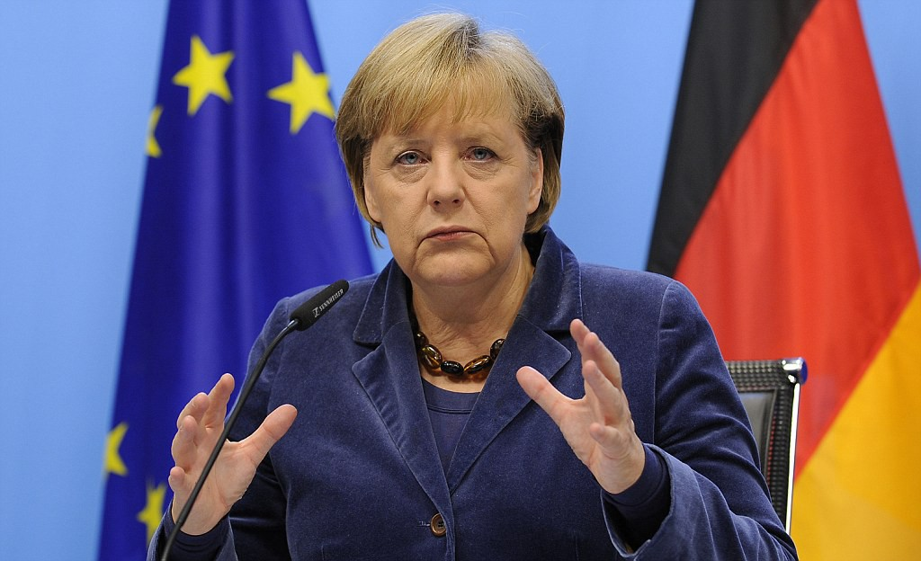 Merkel, Stuck in USA's Panopticon, Is Getting Ready for a War With Russia
