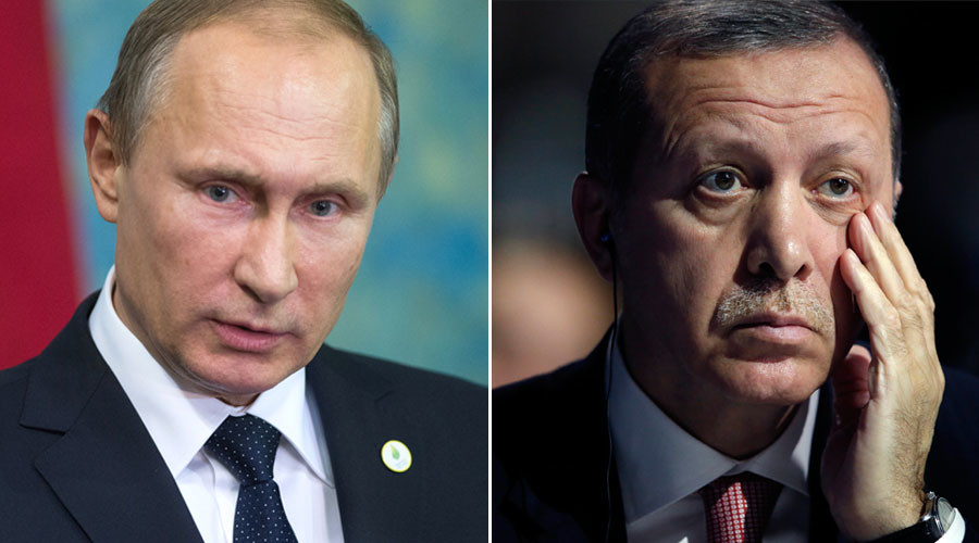 Vladimir Putin to Erdogan: You ain't worth my time anymore