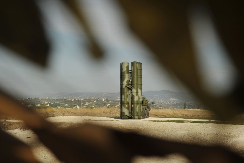 S-500 Weapon System Acquires the Faculty of Invisibility