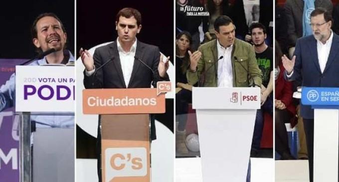 Fear Wins in Spain