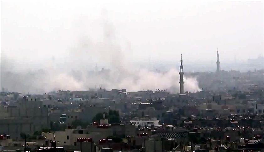 Kurdish Militias Retreat from Sheikh Maqsoud District of Aleppo City
