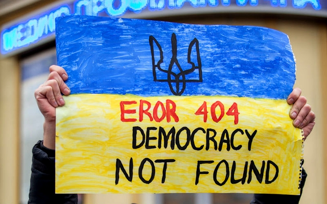 """News Of Democracy: Ukrainians With """"Wrong Religion"""" Should """"Go Live In Moscow"""""""