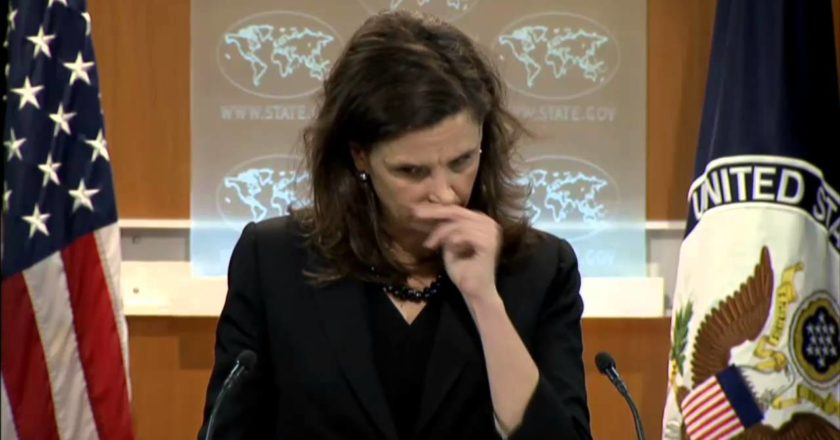 U.S. Department of State Not Comments Situation with CIA Arms Stolen in Jordan