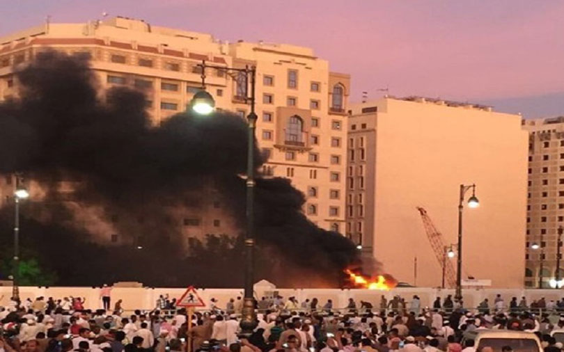 Series of Suicide Bomb Attacks Hits Saudi Arabia