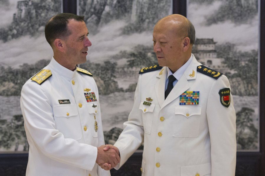 Beijing to US: China Won't Stop South China Sea Island Building