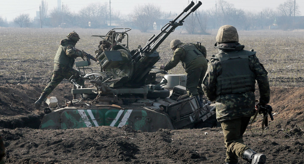 Artillery Duels and Clashes Ongoing in Donbass Region