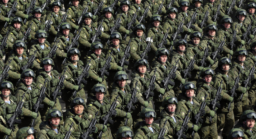 How Much Does Russia Really Spend on Its Army?
