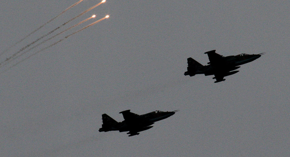 US Wants to Create Joint HQ with Russia to Conduct 'Synchronized' Airstrikes on ISIS