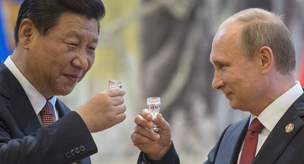 China offers Russia Alliance against NATO. What will be Moscow's Response?