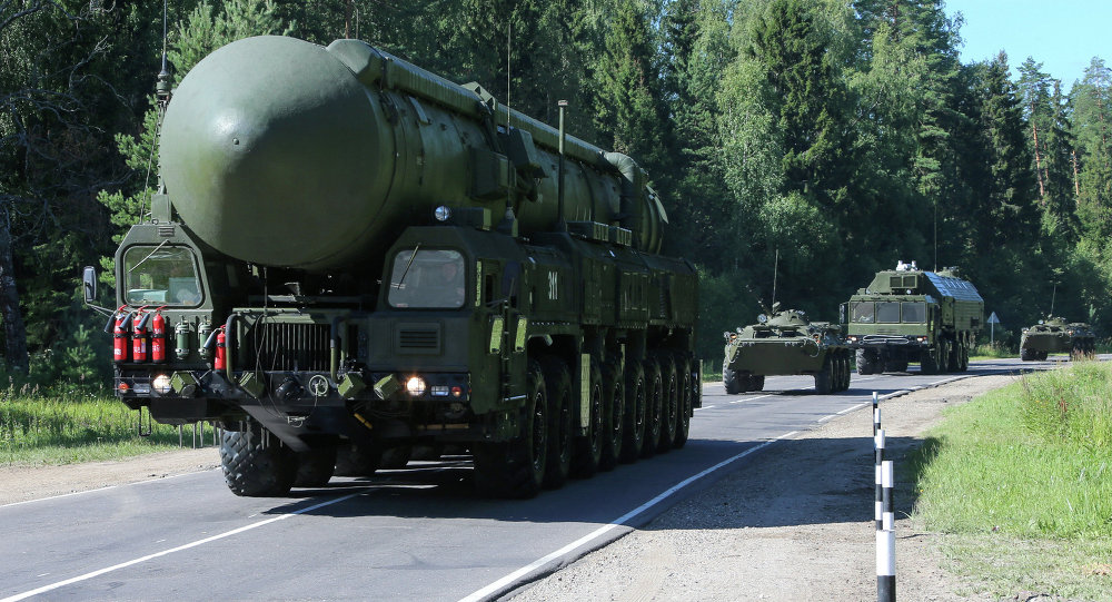 Russia to Develop New Ballistic Missile