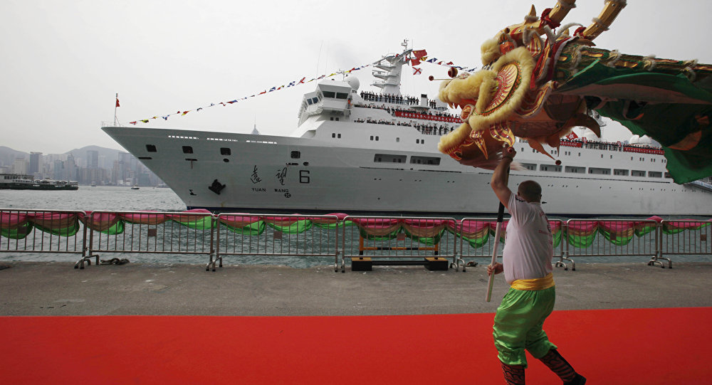 China Commissions Newest Spacecraft Tracking Ship