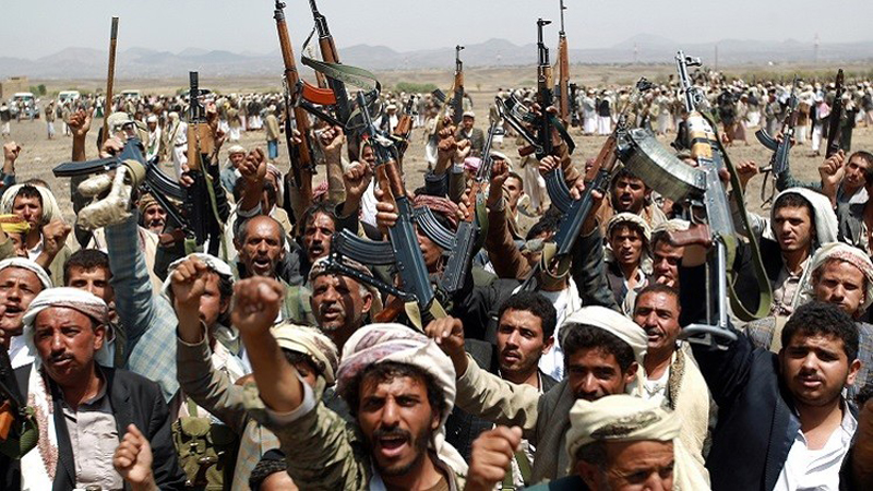 Houthi Launches New Offensive to Capture Key Region in Northern Yemen