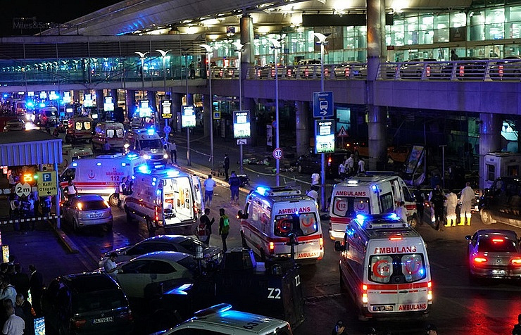 Russian National Was among Istanbul Airport Suicide Bombers?