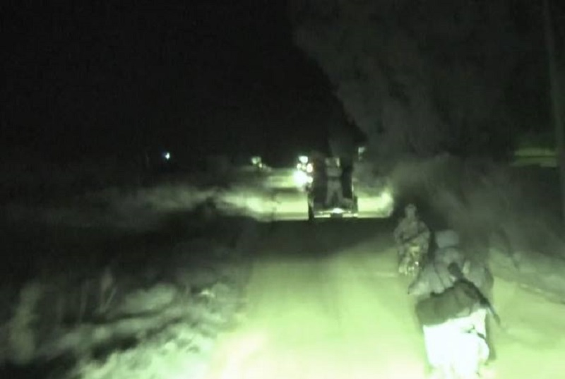 Syrian Army launches night offensive in southern Hama