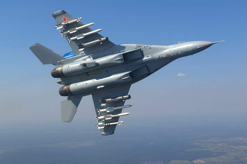 Russia's 4th-Generation MiG-35 Fighter Aircraft to Start Test Flights in Late Summer