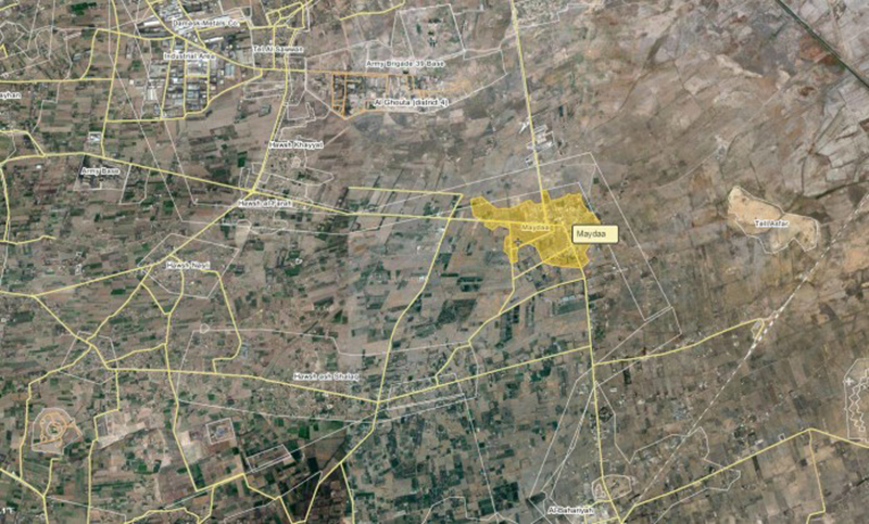 Syrian Army launches a new offensive in eastern Ghouta