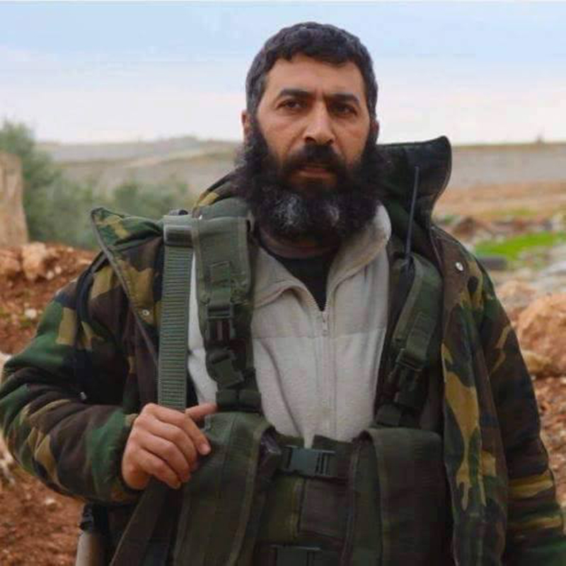 Islamist commander killed during rebel bid to reopen Aleppo supply road