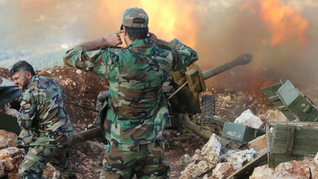 Syrian army kills 8 ISIS Terrorists in Aleppo and Destroys Terrorists' Sites in Homs
