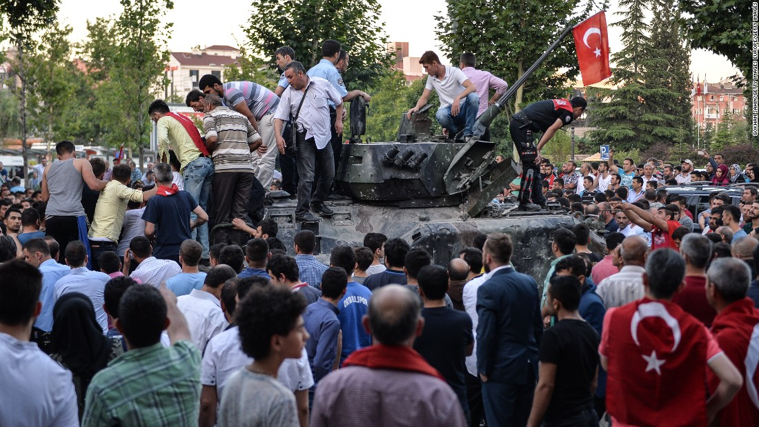 Why Was a Coup Attempted in Turkey?
