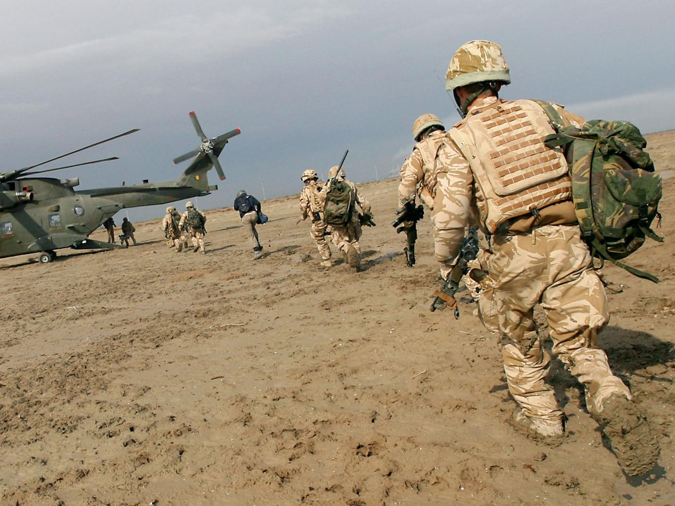United Kingdom Deplyoing 250 More Troops to Iraq