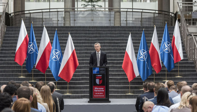 The NATO Summit in Warsaw - Defense Requires Funds